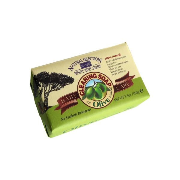 rech18~野生橄欖草本皂~150G
