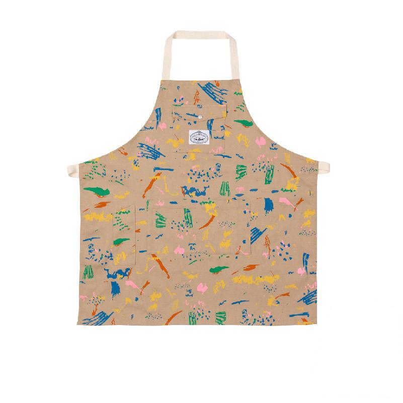 POLER - CAMP APRON 棉布围兜 / 工作服 / 喷漆彩漾