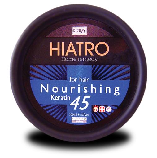 rech18~HIATRO頭皮護理45^%氨基酸滋髮霜~100ML