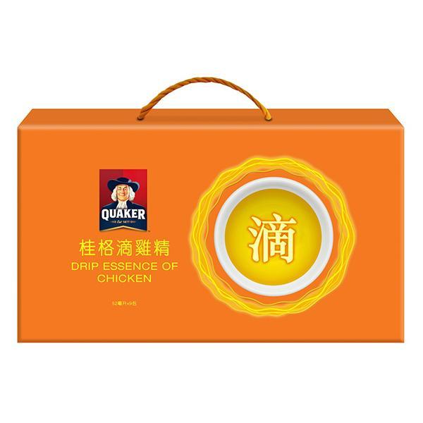 桂格滴鸡精盒装9包 【康是美】