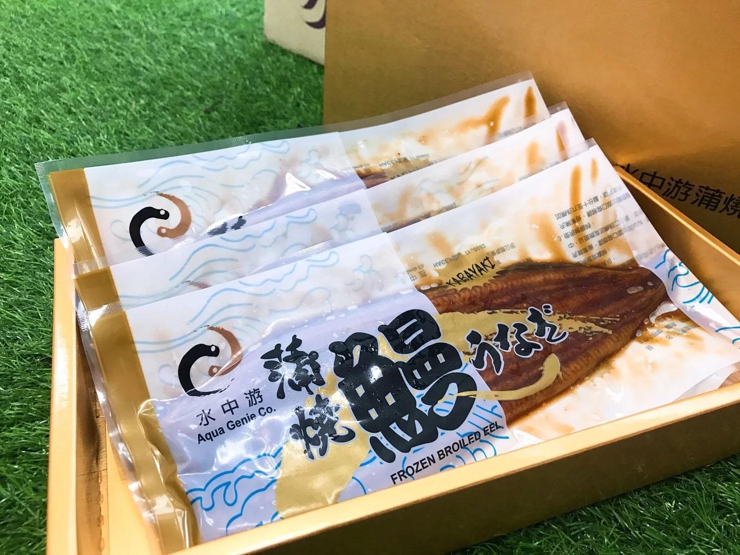 【太忙了】蒲烧鳗礼盒(3入1盒装)