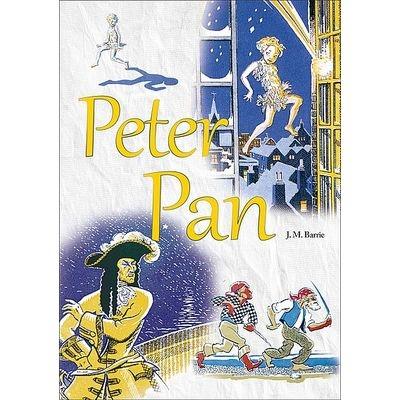 Peter Pan彼得潘(原著彩图版)(25K彩色)