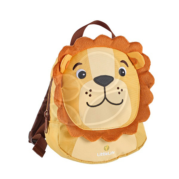 英国 LittleLife 造型小童轻背包 - 小狮【佳儿园妇幼生活馆】