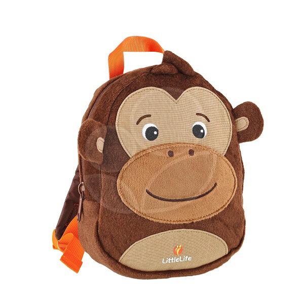 英国 LittleLife 造型小童轻背包 - 小猴【佳儿园妇幼生活馆】