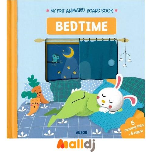 【Malldj亲子购物网】AUZOU  我的第一本推拉小书:上床睡觉篇 #PBD9610028614000