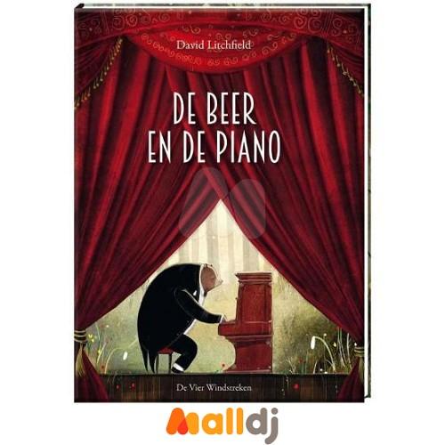 【Malldj亲子购物网】Frances Lincoln Publishers  森林里的钢琴师 精装绘本 #PBD9710028071700