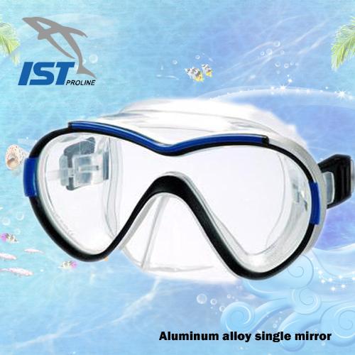 ~好動網~~IST~SYKLOPS鋁合金單面鏡 P004~M~300 潛水單面鏡 浮潛護目