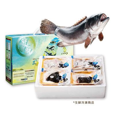【天和鮮物】龍膽石斑全魚禮盒