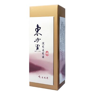 【舒妃】5黑染髮 東方黑護髮染髮霜-4.自然栗