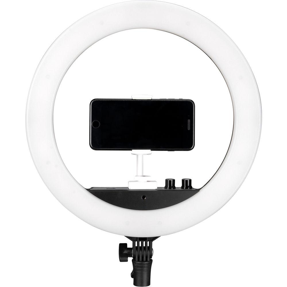 【中野數位】南光 HALO14 14吋 24W 環型 LED 雙色溫 公司貨 NANGUANG