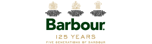 BARBOUR OUTDOORS LOGO 印花棉質 TEE 恤