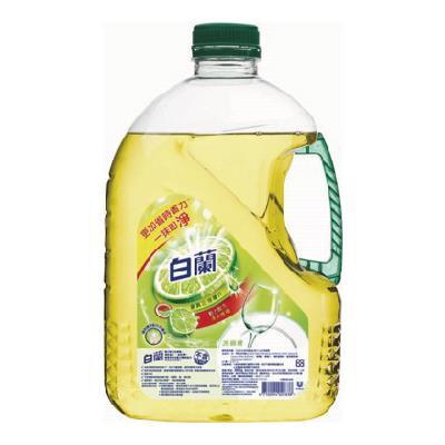 白蘭動力配方洗碗精(檸檬)2.8kg