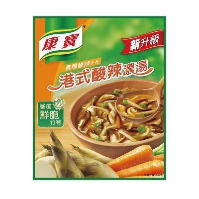 康寶濃湯-港式酸辣