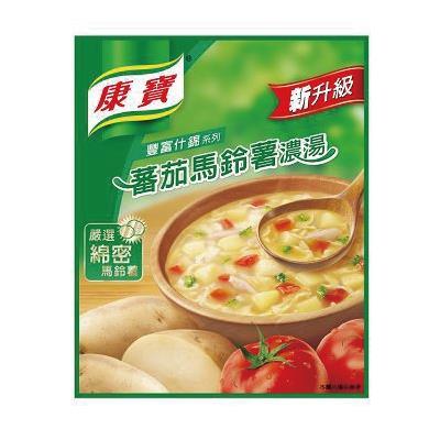 康寶濃湯-蕃茄馬鈴薯