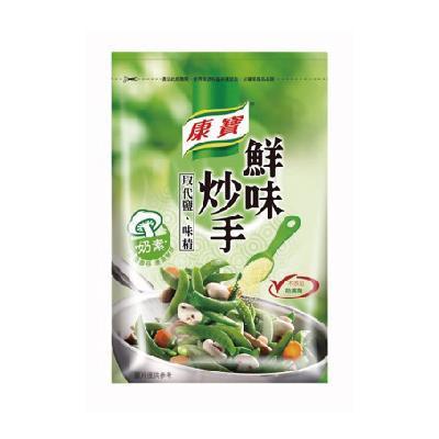 康寶新鮮味炒手素食 500G