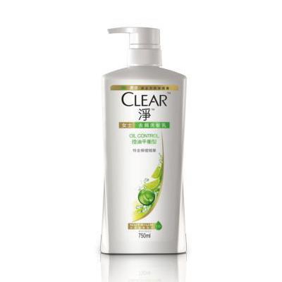 淨 控油平衡洗髮乳750ml