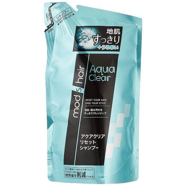 mod's hair 輕感淨潤洗髮乳補充包 350ml