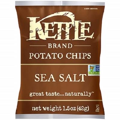 Kettle®K董洋芋片-海鹽
