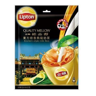 立頓奶茶粉東方焙香烏龍量販包18入