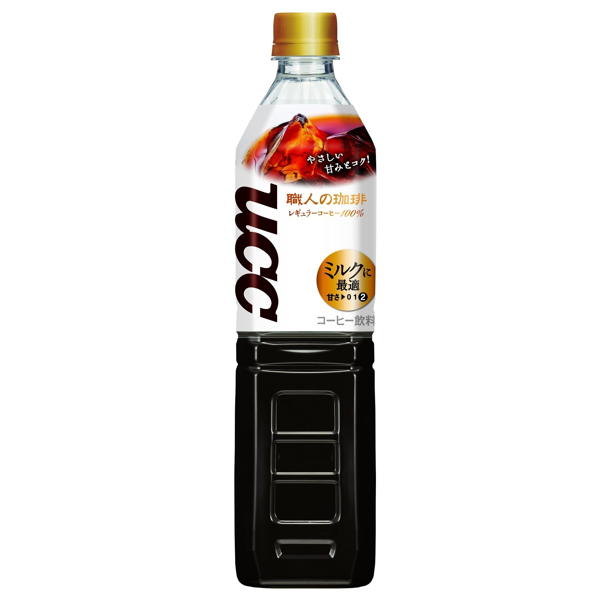 【UCC】職人冰咖啡930ml(含糖)