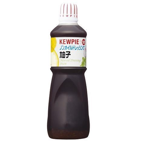 KEWPIE 無油柚子沙拉醬