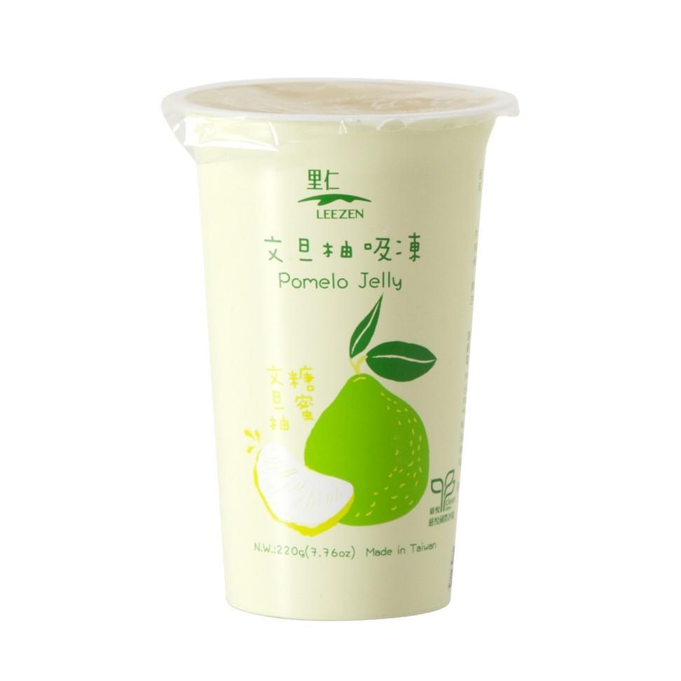 【里仁】文旦柚吸凍 220g/個