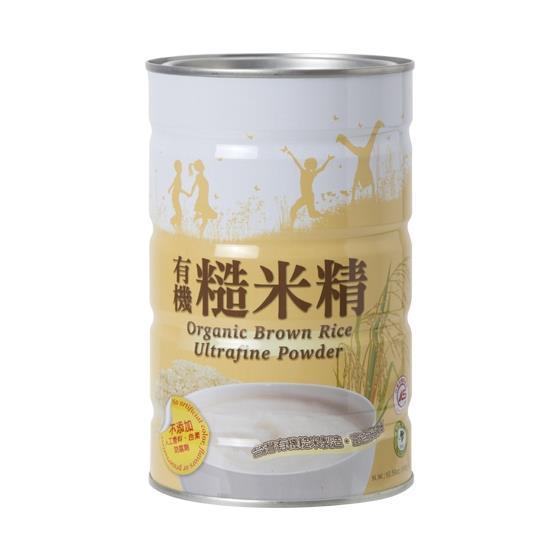 【里仁】有機糙米精 300g/罐