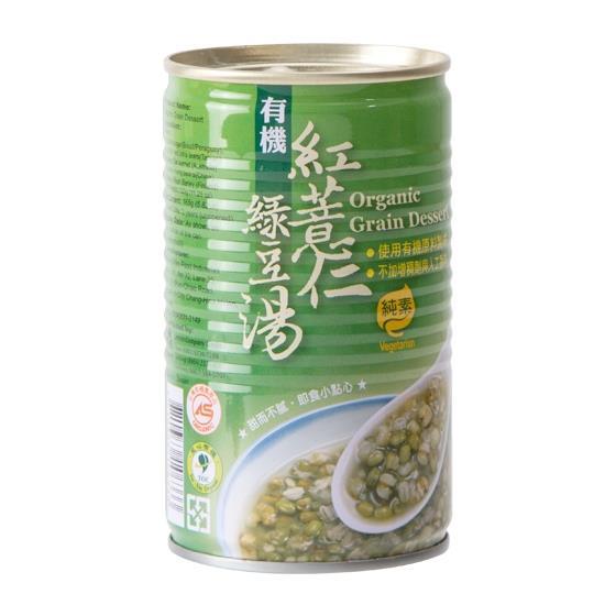 【里仁】紅薏仁綠豆湯 320g/瓶