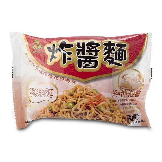 【里仁】炸醬乾拌麵 90g/包