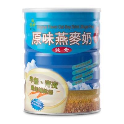 【里仁】原味燕麥奶 850g/罐
