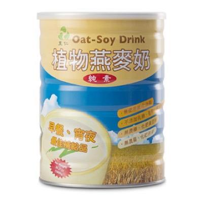【里仁】植物燕麥奶 1000g/罐