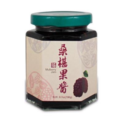 【里仁】桑椹果醬 190g/瓶