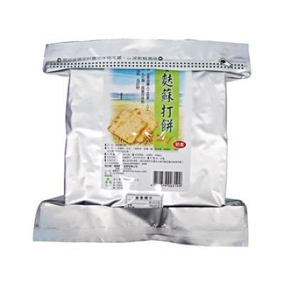 【里仁】 麥麩蘇打餅 400g/包