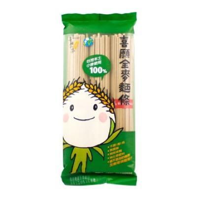【里仁】喜願全麥麵條 300g/包