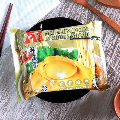 【A1】鮑魚麵