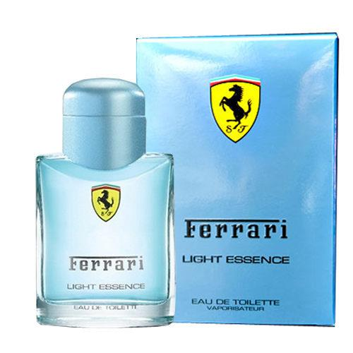 Ferrari 法拉利 Light Essential 氫元素男性淡香水 4ml [QEM-girl]