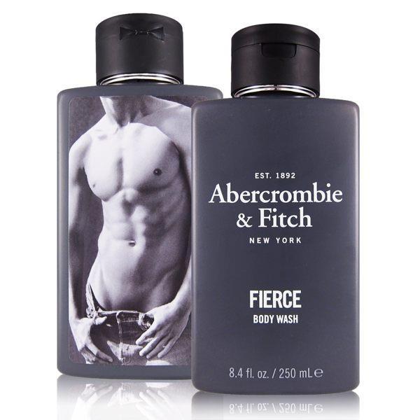 Abercrombie & Fitch A&F 肌肉男淡香水沐浴膠 250ml [QEM-girl]