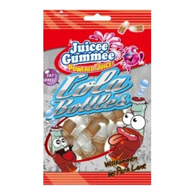 【JUICE GUMMEE】百靈QQ軟糖-可樂瓶100G