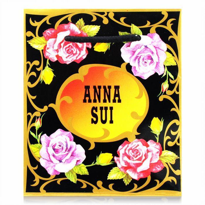 原廠專櫃紙袋 ANNA SUI -小