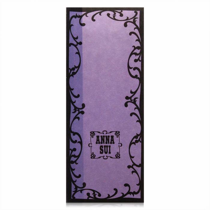 原廠專櫃紙袋 ANNA SUI -無提把 小物袋