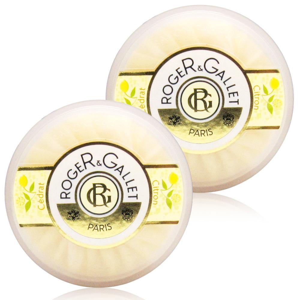 Roger & Gallet 義大利香橼香氛皂 100g 買1送1 (2入一起出售/效期至2017.01)