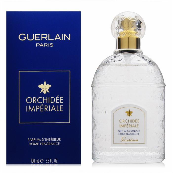 GUERLAIN 嬌蘭 蘭鑽經典室內香氛 100ml (2015年新款) 贈原廠紙袋