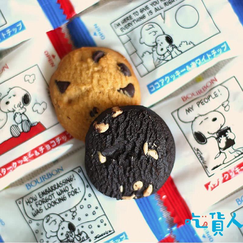 【吃貨人】〖鬆餅餅乾〗北日本史努比2口味餅