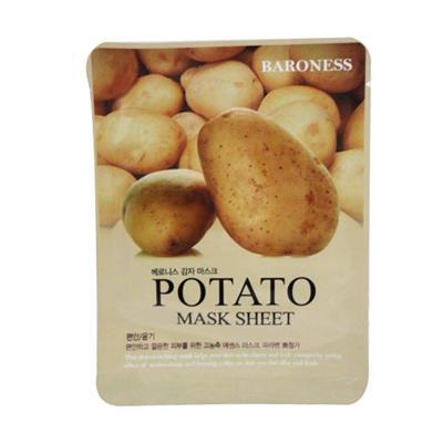 【BARONESS】韓國BARONESS馬鈴薯面膜