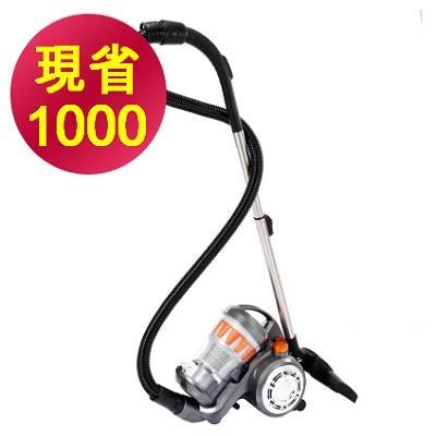【禾聯】多孔離心力吸力不減吸塵器EPB-275