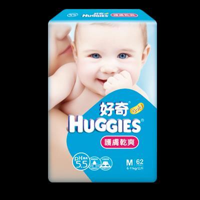 【金好奇】 護膚乾爽紙尿褲 pH5.5 M