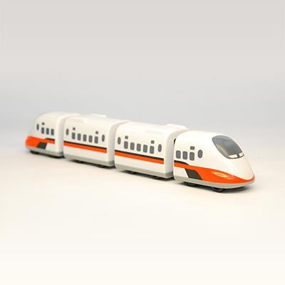 【台灣高鐵】Q版700T列車4輛組