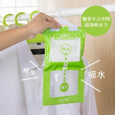強力可掛式衣櫃除濕劑