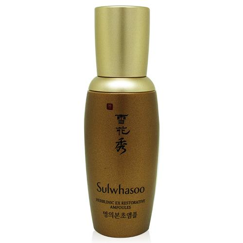 Sulwhasoo 雪花秀 明禕草固本精華液 7ml [QEM-girl]