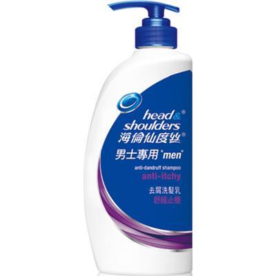 【海倫仙度絲】男士舒緩止癢洗髮乳750ml